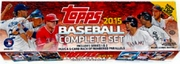 2015 Topps Baseball Cards Factory Hobby Set