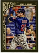 2015 Topps Gypsy Queen #139 Jason Kipnis Baseball Card