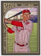 2015 Topps Gypsy Queen #174 Chase Utley Baseball Card