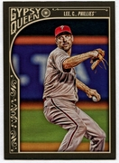 2015 Topps Gypsy Queen #181 Cliff Lee Baseball Card