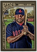 2015 Topps Gypsy Queen #191 Pablo Sandoval Baseball Card