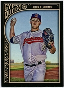 2015 Topps Gypsy Queen #240 Cody Allen Baseball Card