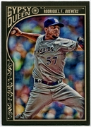 2015 Topps Gypsy Queen #256 Francisco Rodriguez Baseball Card