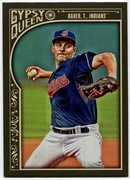 2015 Topps Gypsy Queen #267 Trevor Bauer Baseball Card