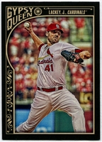 2015 Topps Gypsy Queen #27 John Lackey Baseball Card