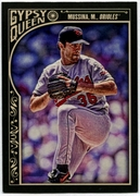 2015 Topps Gypsy Queen #31 Mike Mussina Baseball Card