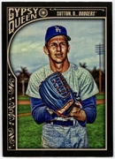 2015 Topps Gypsy Queen #36 Don Sutton Baseball Card