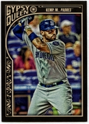 2015 Topps Gypsy Queen #38 Matt Kemp Baseball Card