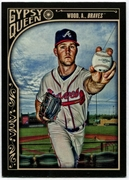 2015 Topps Gypsy Queen #68 Alex Wood Baseball Card