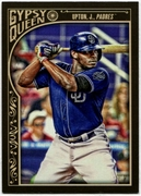 2015 Topps Gypsy Queen #88 Justin Upton Baseball Card