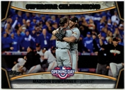 2015 Topps Opening Day Superstar Celebrations #SC02 Madison Bumgarner Baseball Card