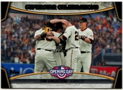 2015 Topps Opening Day Superstar Celebrations #SC05 Tim Lincecum Baseball Card