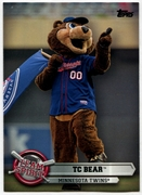 2015 Topps Opening Day Team Spirit #TS08 TC Bear Baseball Card