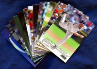 2015 Topps Stadium Club Detroit Tigers Baseball Cards Team Set