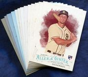 2016 Topps Allen and Ginter San Diego Padres Baseball Card Singles