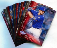 2016 Topps Opening Day Alternate Reality Insert Card Set