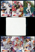 2016 Topps Opening Day Baseball Card Hand Built Set