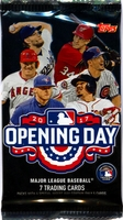 2017 Topps Opening Day Baseball Cards Pack