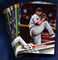 2017 Topps Update Detroit Tigers Baseball Cards Team Set