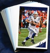 2018 Donruss Indianapolis Colts NFL Football Card Team Set