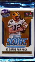 2018 Score Football Cards Retail Pack