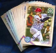 2018 Topps Gypsy Queen Los Angeles Angels Baseball Card Singles