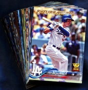 2018 Topps Los Angeles Dodgers Baseball Cards Team Set
