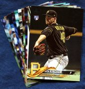 2018 Topps Update Pittsburgh Pirates Baseball Cards Team Set