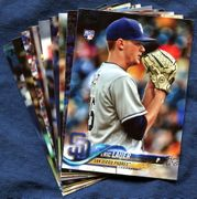 2018 Topps Update San Diego Padres Baseball Cards Team Set