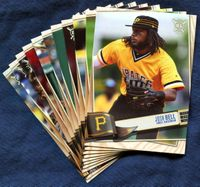 2019 Topps Big League Pittsburgh Pirates Baseball Cards Team Set