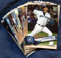 2019 Topps Big League Seattle Mariners Baseball Cards Team Set