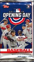 2019 Topps Opening Day Baseball Cards Pack