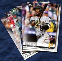 2019 Topps Opening Day Pittsburgh Pirates Baseball Cards Team Set