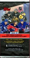 2020-21 Topps NHL Hockey Sticker Collection Pack