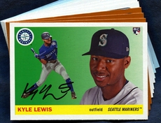 2020 Topps Archives Seattle Mariners Baseball Cards Team Set