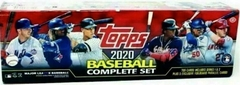 2020 Topps Baseball Cards Hobby Factory Set