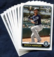 2020 Topps Big League Seattle Mariners Baseball Card Team Set