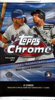 2020 Topps Chrome Baseball Cards Hobby Pack