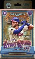 2020 Topps Gypsy Queen Baseball Cards Hanger Box