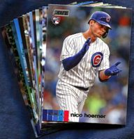 2020 Topps Stadium Club Chicago Cubs Baseball Cards Team Set