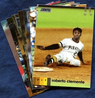 2020 Topps Stadium Club Pittsburgh Pirates Baseball Cards Team Set