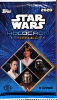 2020 Topps Star Wars Holocron Series Non-Sports Cards Hobby Pack