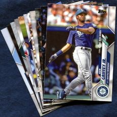 2020 Topps Update Seattle Mariners Baseball Cards Team Set