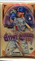 2021 Topps Gypsy Queen Baseball Cards Hobby Pack