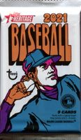 2021 Topps Heritage Baseball Cards Retail Pack