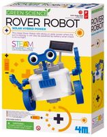 4M Green Science Rover Robot Kids Science Kit