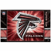 Atlanta Falcons NFL Team Logo 150 Piece Puzzle
