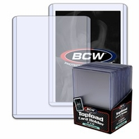 BCW Thick Card Top Load Holder 79 Pt. {25 Pack}