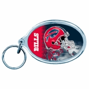 Buffalo Bills NFL Acrylic Key Ring