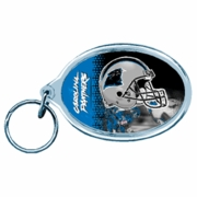 Carolina Panthers NFL Acrylic Key Ring